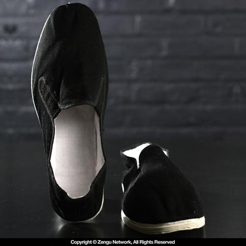 Gongfu Cotton Sole Kung Fu Shoes